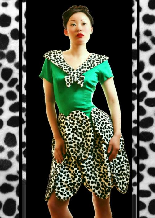 101 Dalmatians dress 4
