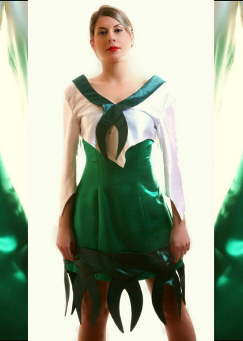 Algae dress 5