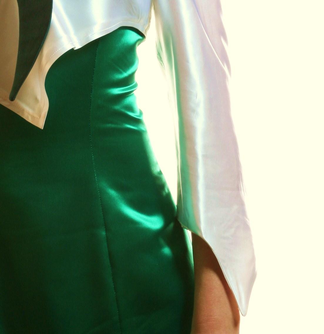 Algae dress 515c