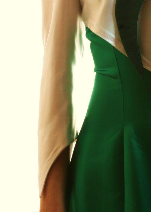 Algae dress 515d