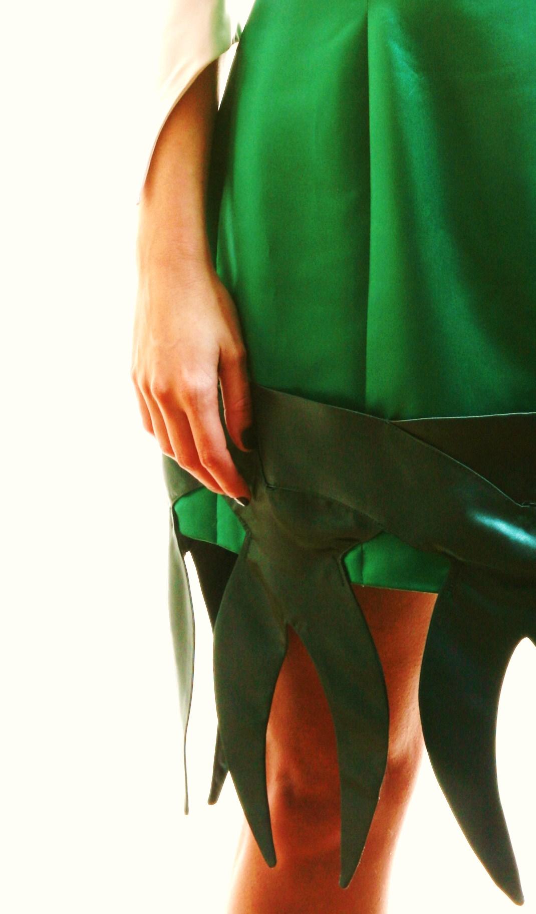 Algae dress 515e