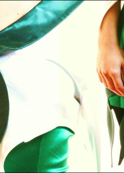 Algae dress 516