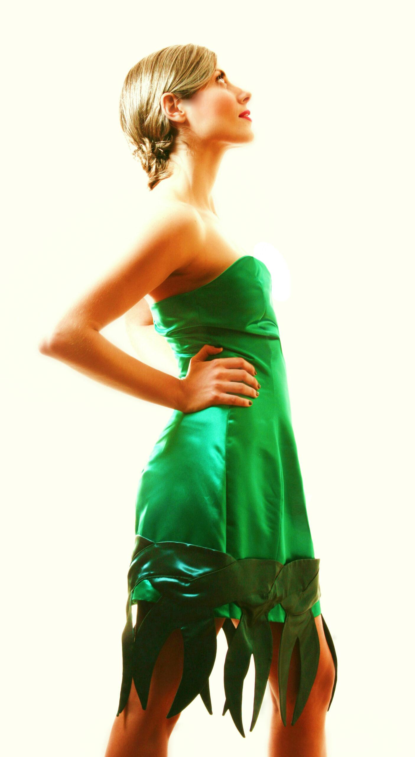 Algae dress 6