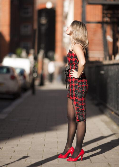 Arch dress 246