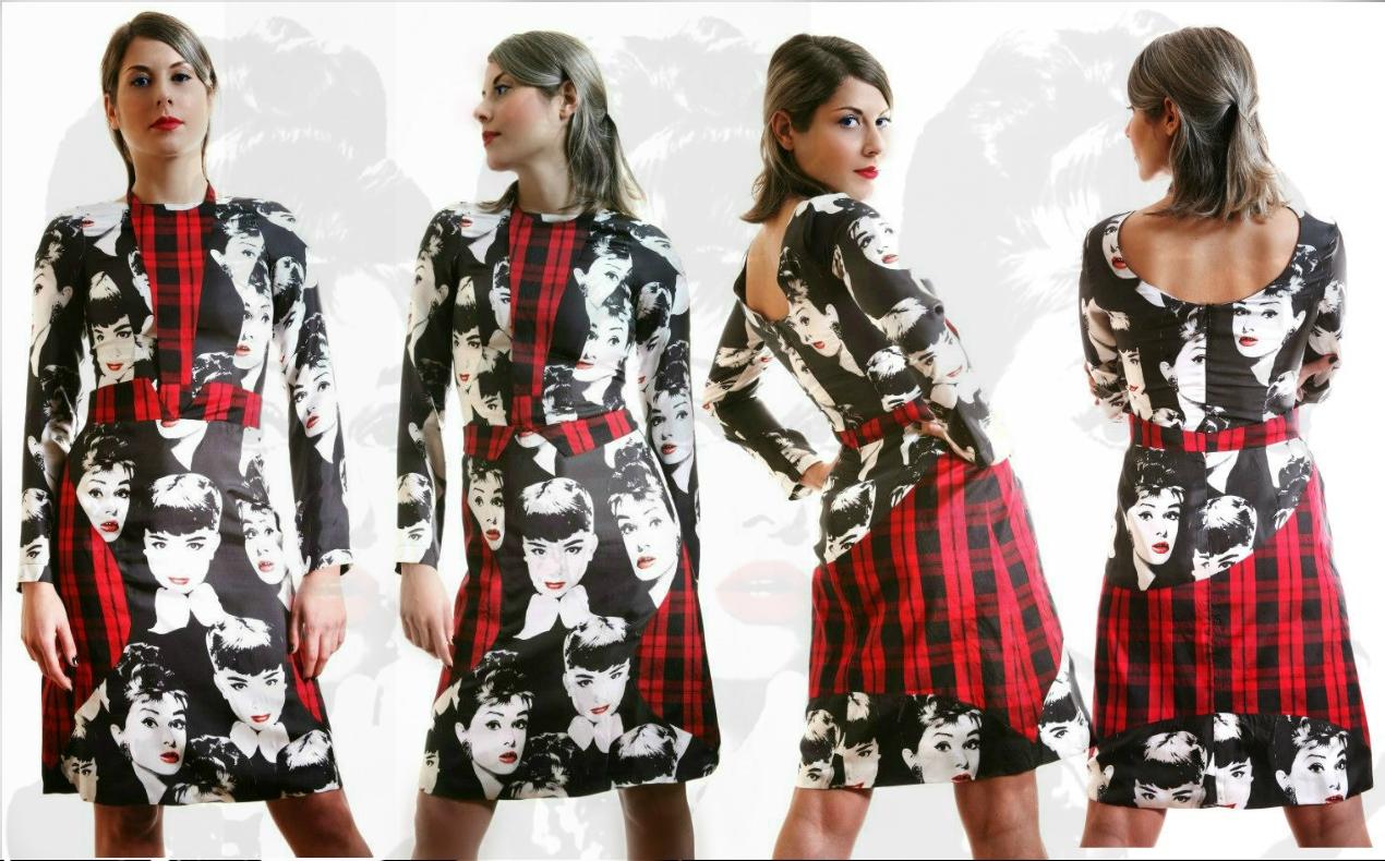 Audrey dress 1