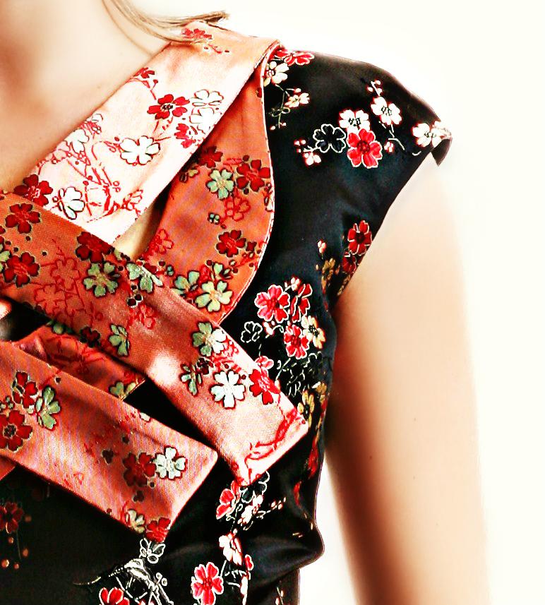 Chinese breeze dress 287a