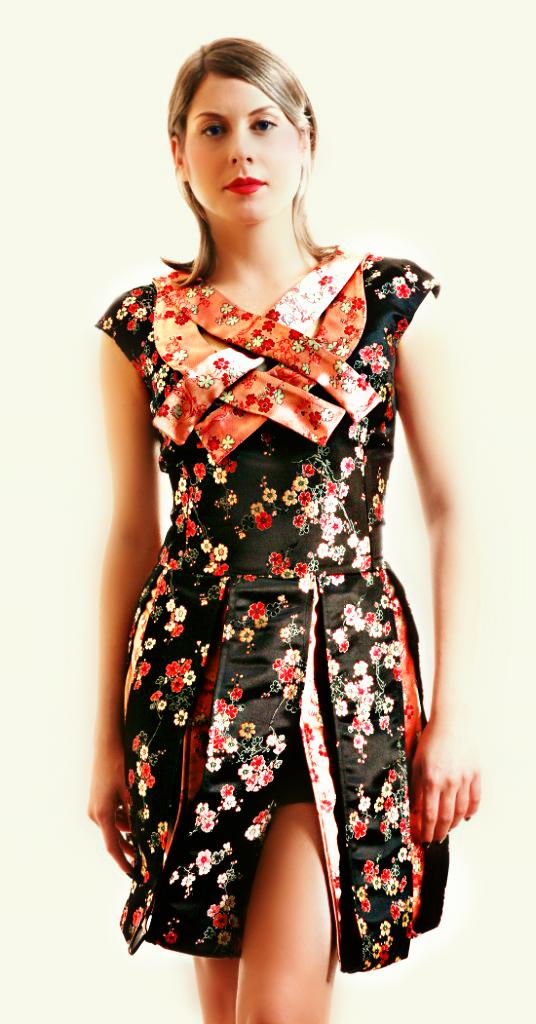 Chinese breeze dress 288b