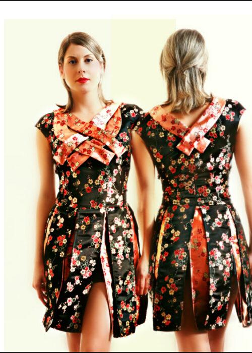 Chinese breeze dress 8