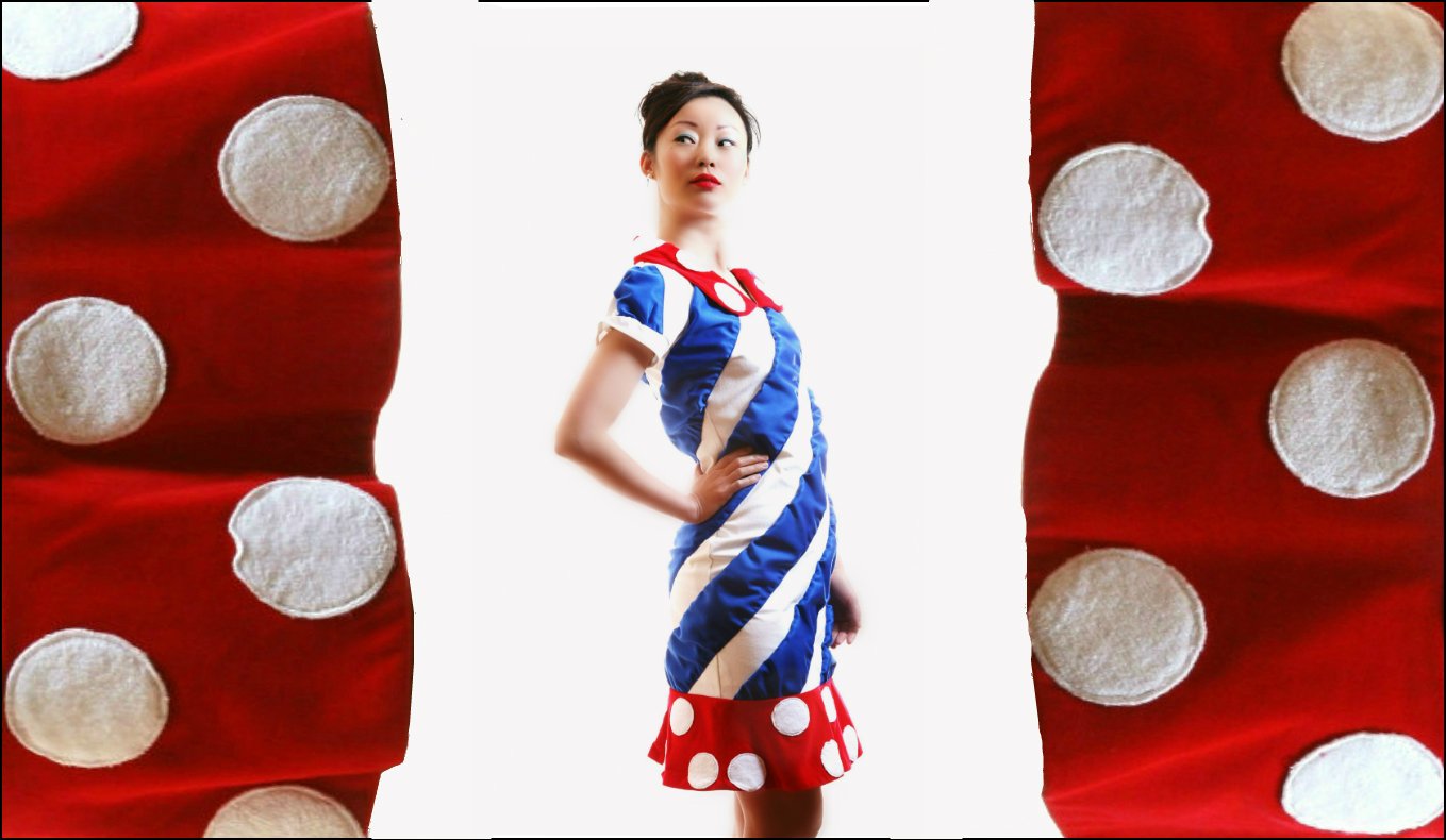 Clown dress 11a