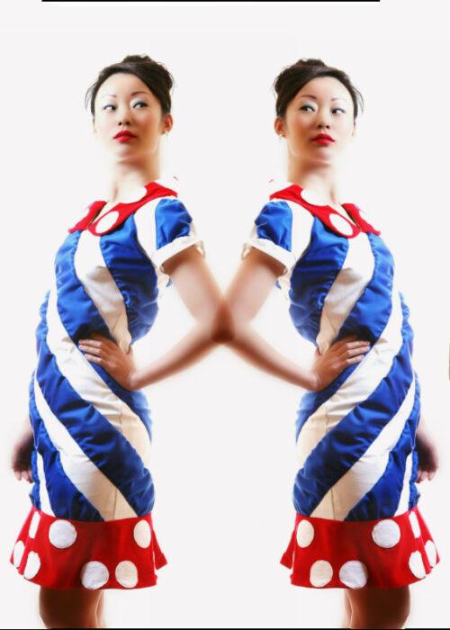 Clown dress 11b