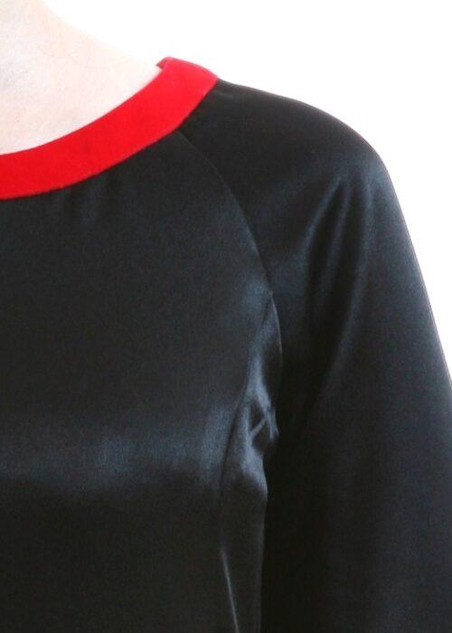 Collar dress 301a