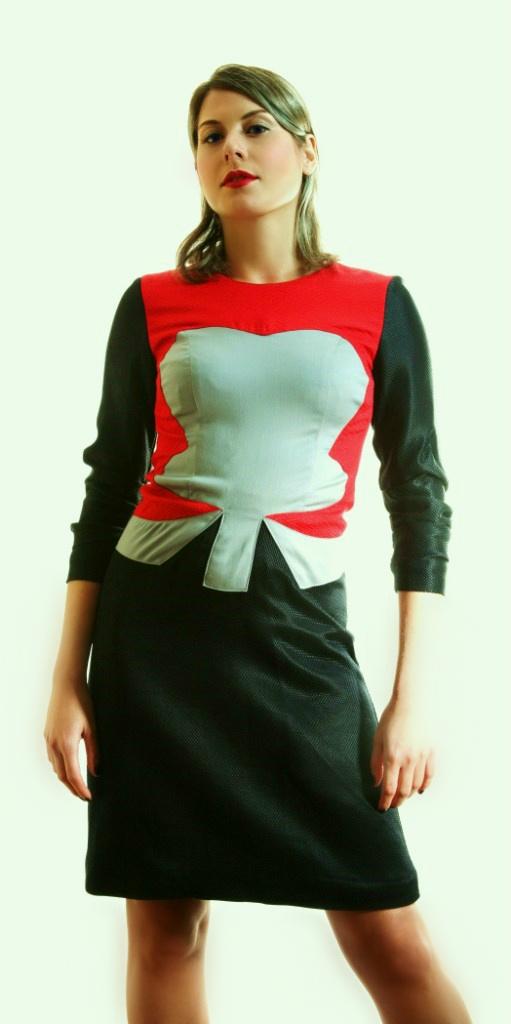 Duche Mouse dress 3