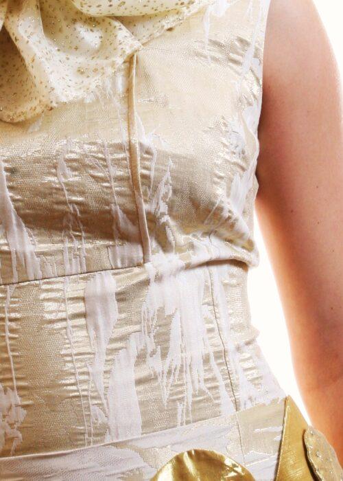 Golden dress 005a