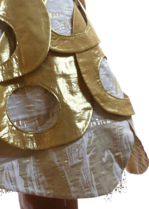 Golden dress 18