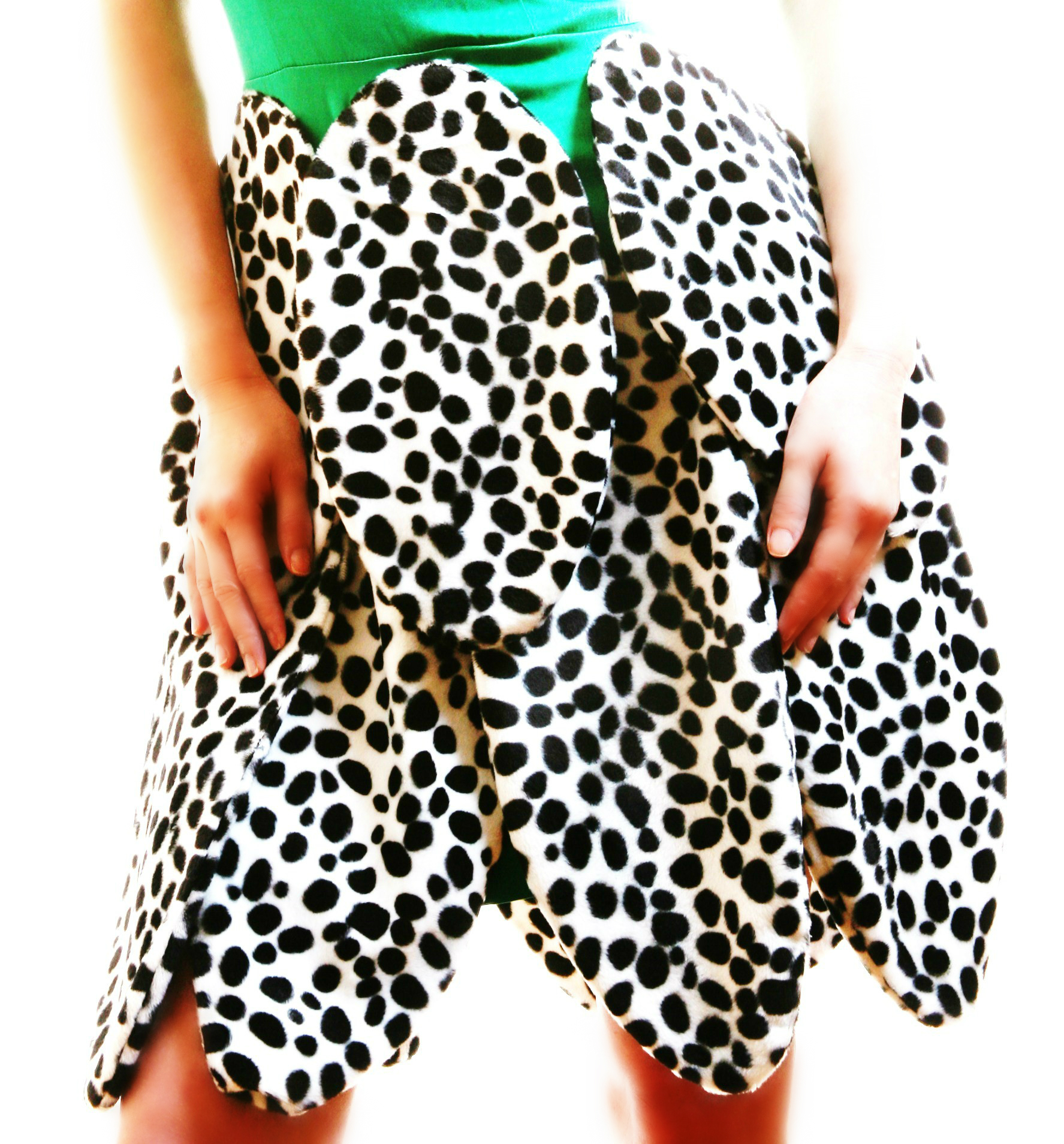 101 Dalmatians dress 540a