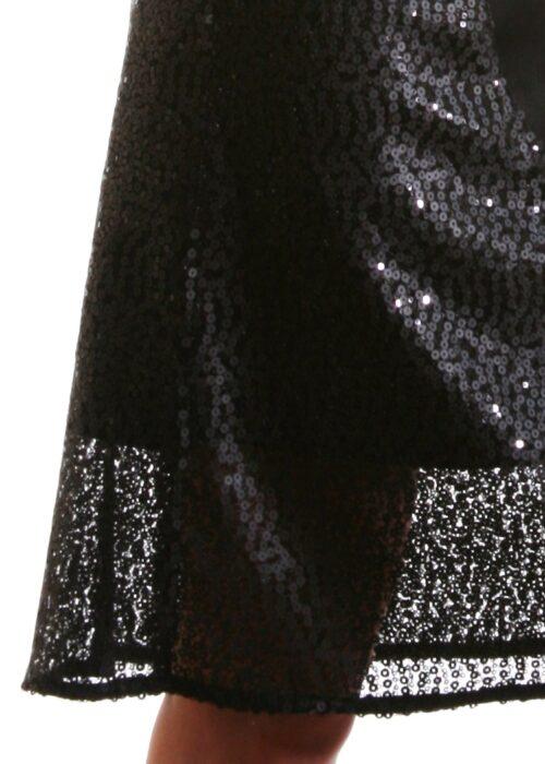 Black ocean dress 376b