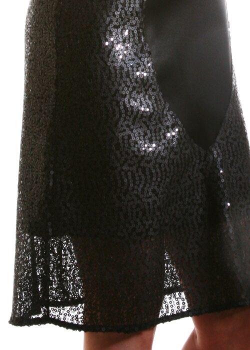 Black ocean dress 377