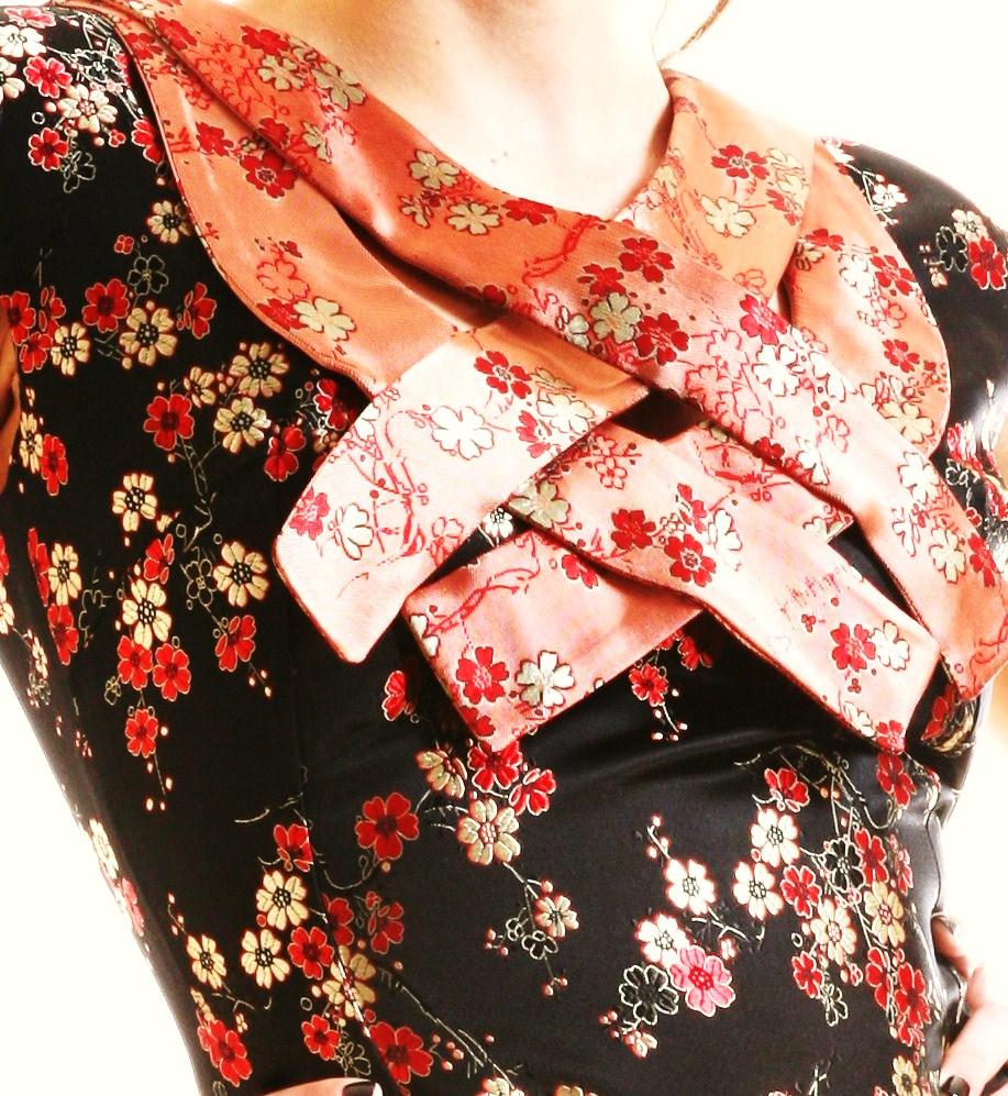Chinese breeze dress 282
