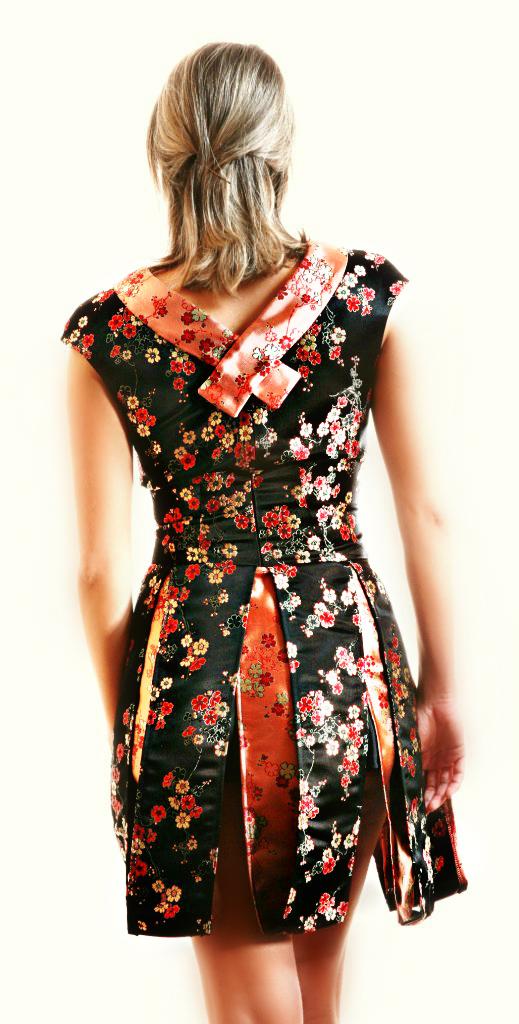 Chinese breeze dress 292b