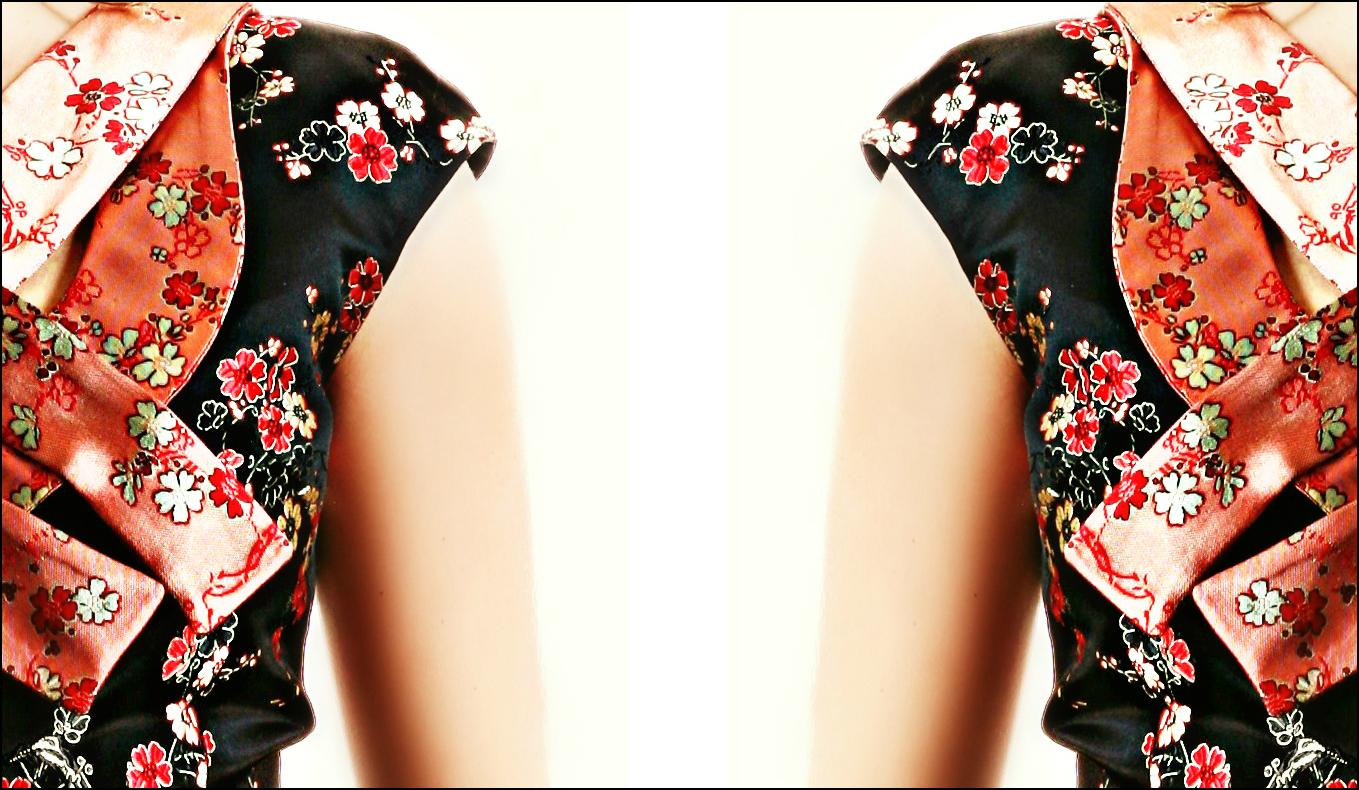 Chinese breeze dress 7