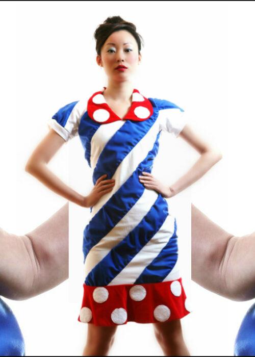 Clown dress 16b