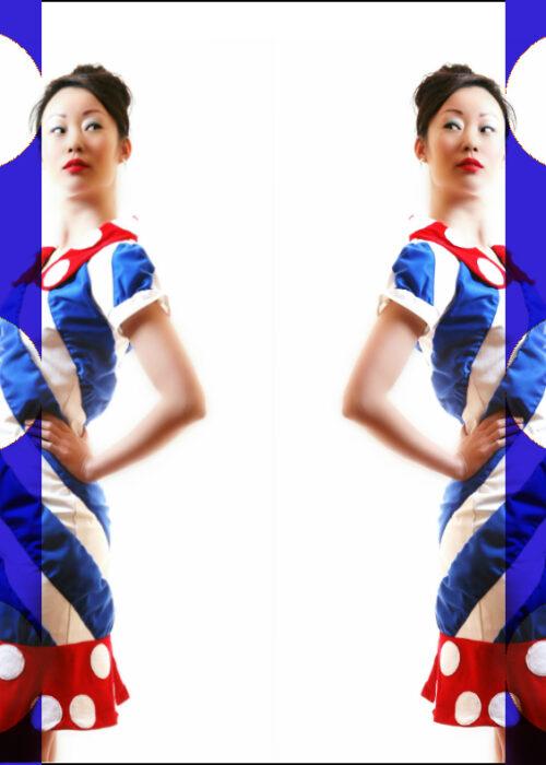 Clown dress 5a