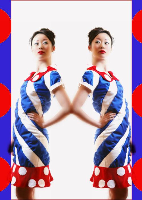 Clown dress 7a
