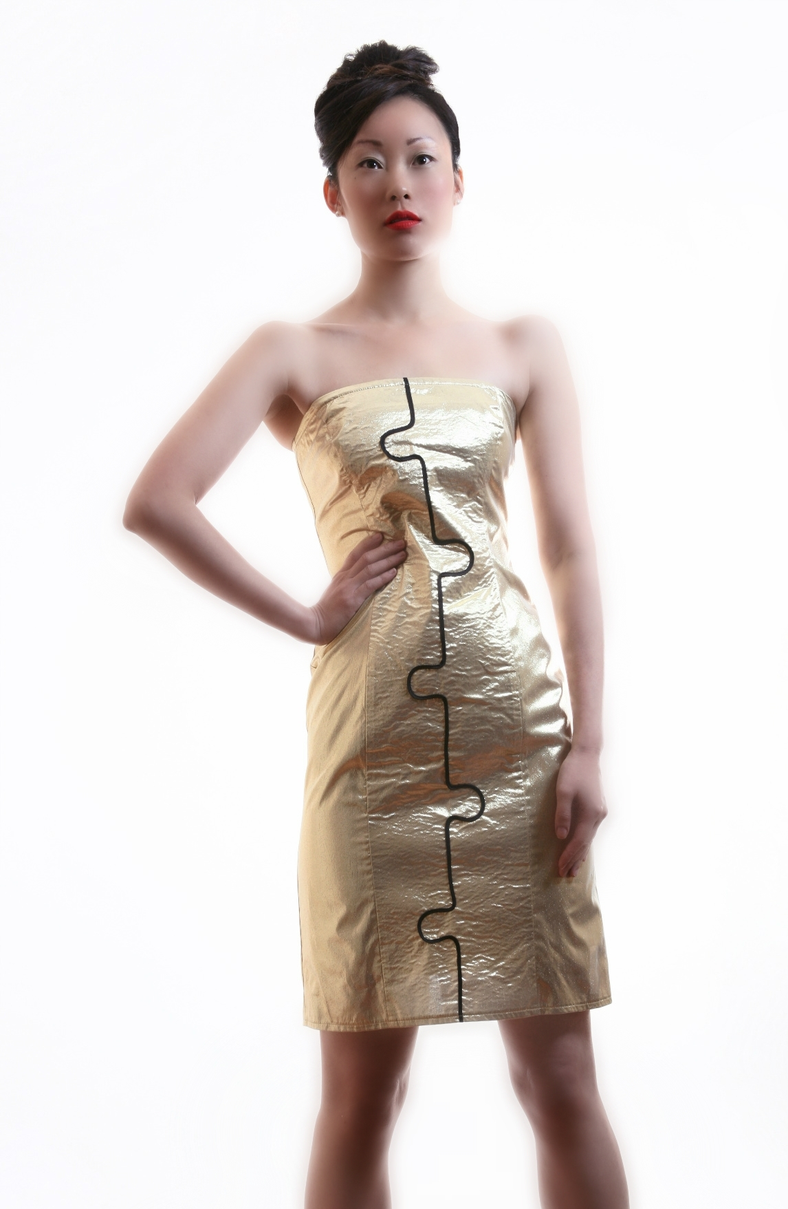 Cover dress 437