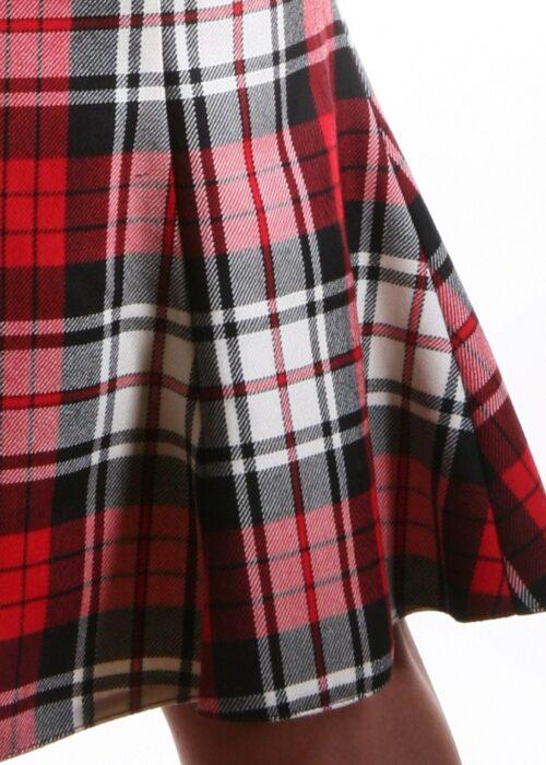 Duchelina's plaid dress 161b