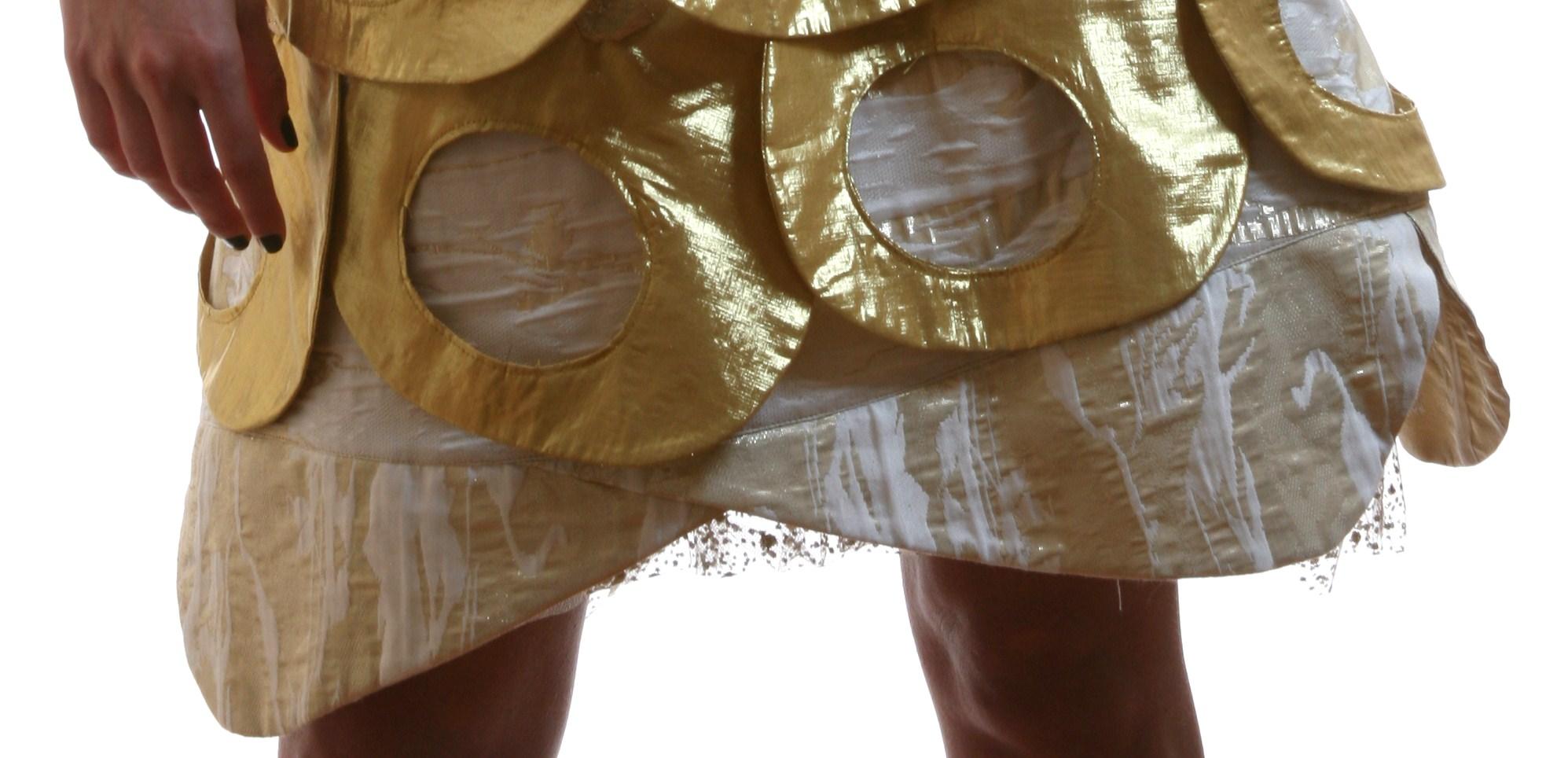 Golden dress 19