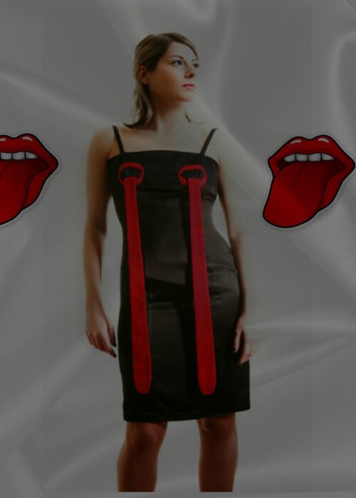 Tongues dress 3
