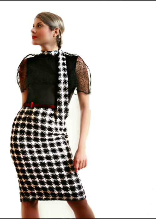 Tracery dress 3
