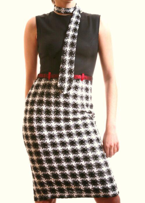 Tracery dress 350