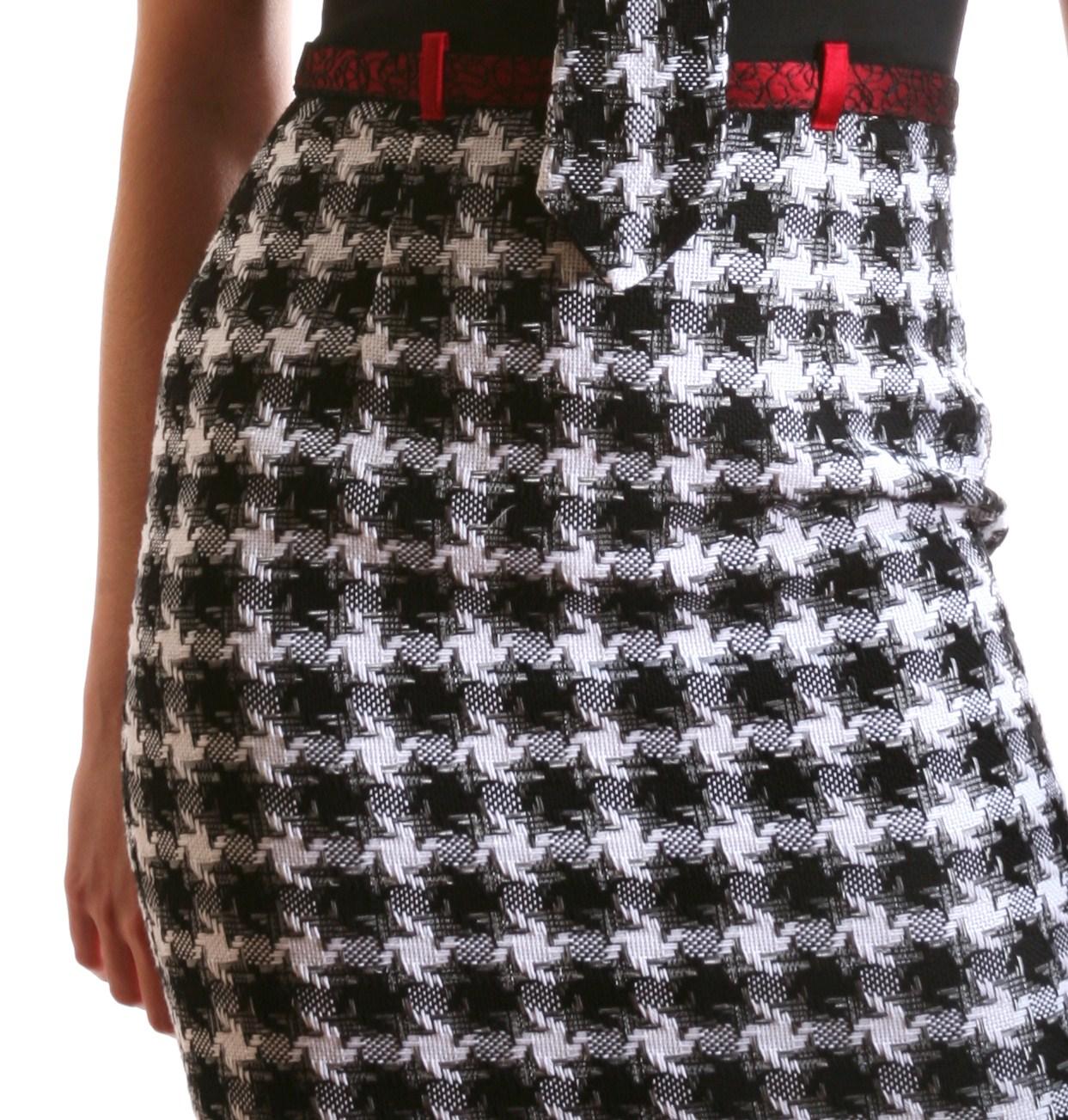 Tracery dress 355